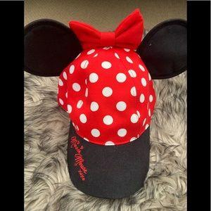 Disneyland- Minnie Mouse cap